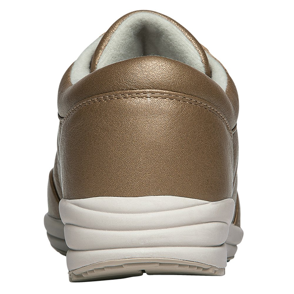 Propet Women's Washable Walker Sneaker B019S1EZCU 8 N US|Bronze