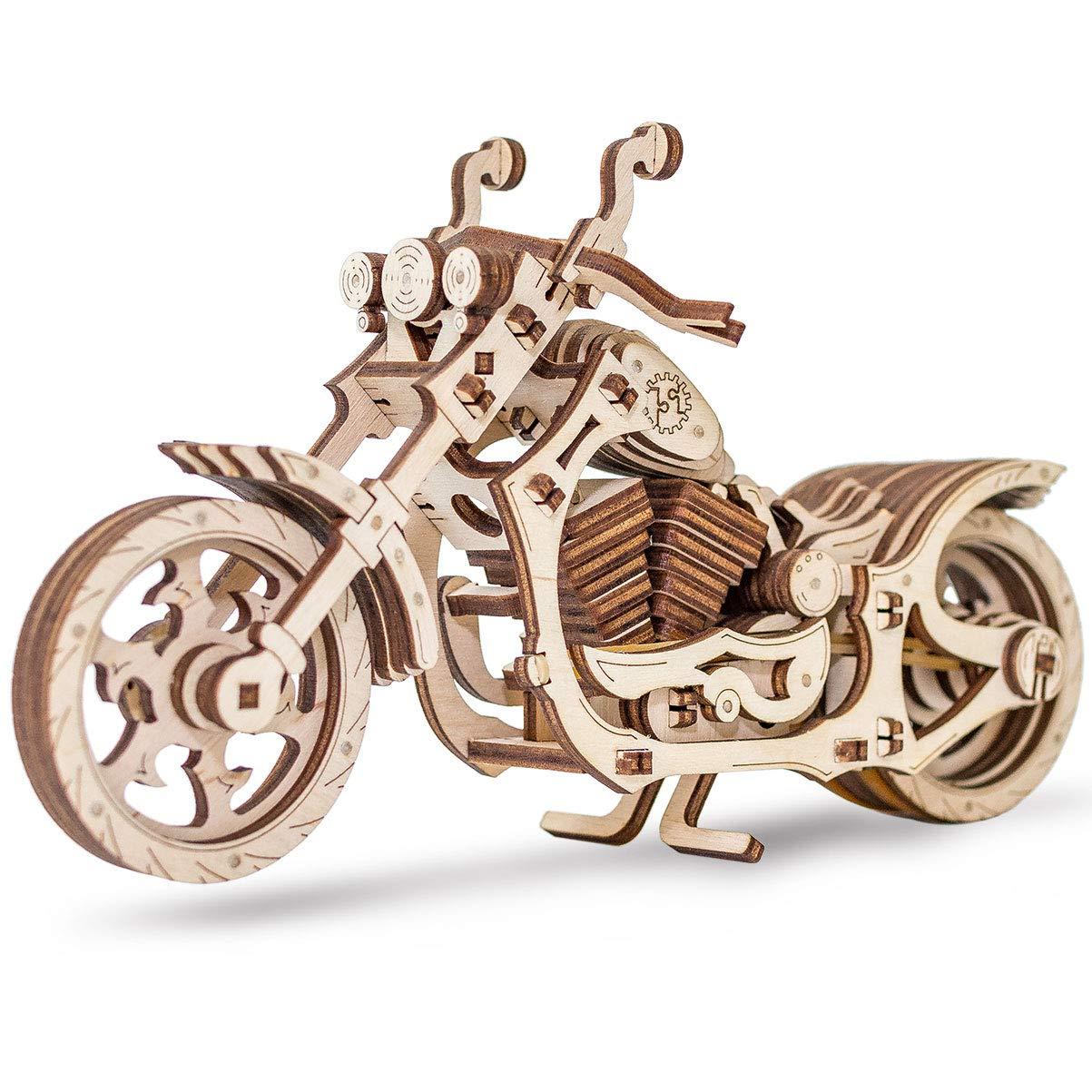 世界有名な EWA Eco-Wood-Art モデル - - クルーザー モデル Eco-Wood-Art、3D木製パズル、エコフレンドリー、DIYメカニカル、ゴムバンドモーター、接着剤不要 B07G49VH4B, 吉谷農芸:d11dcb28 --- a0267596.xsph.ru