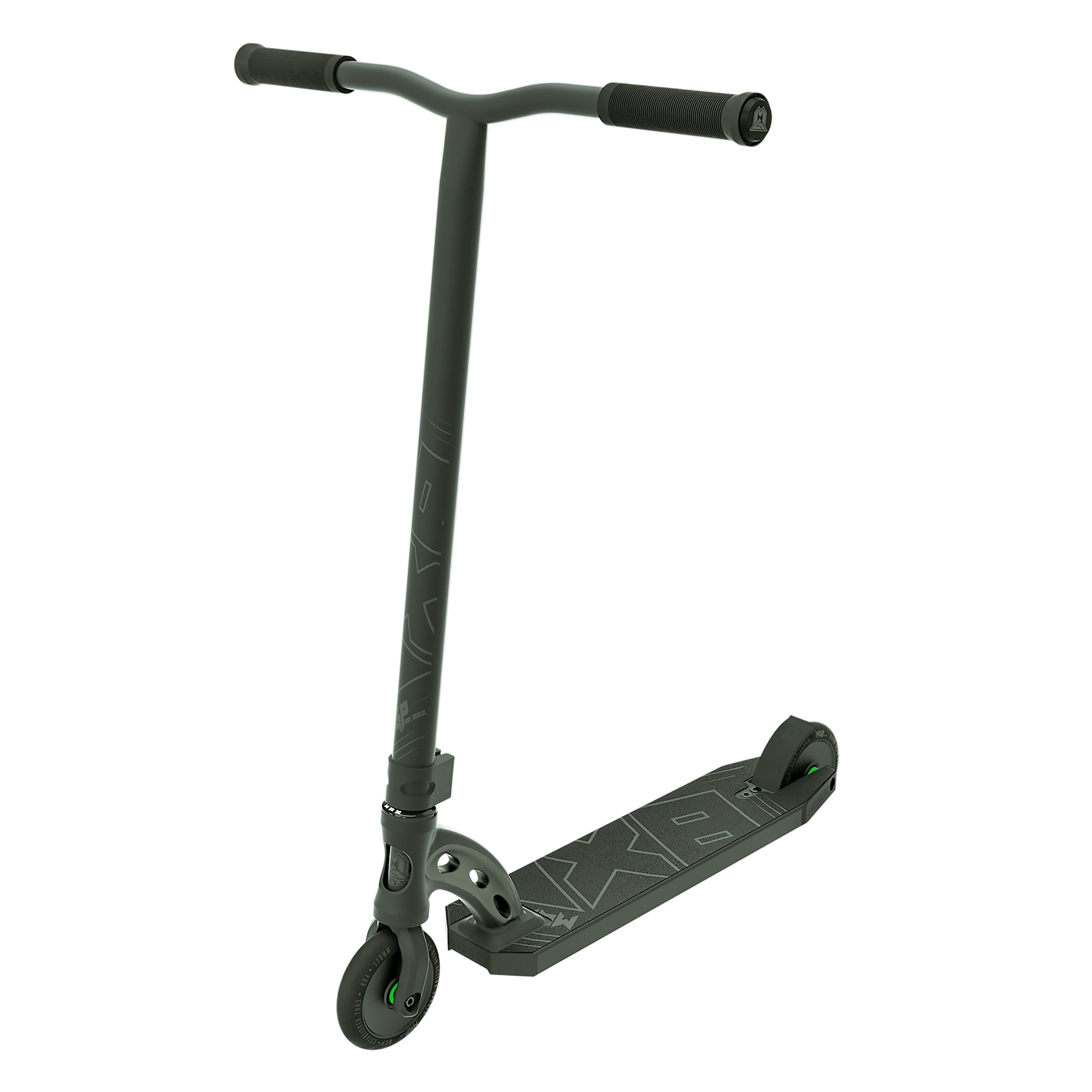 Madd Gear MGP VX8 Freestyle Pro Scooter - Black