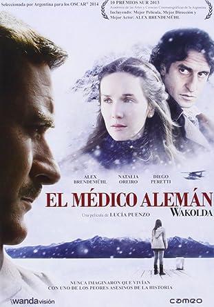 El Médico Alemán: Wakolda [DVD]