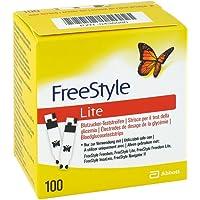 Freestyle Lite Teststreifen ohne Codieren 100 stk