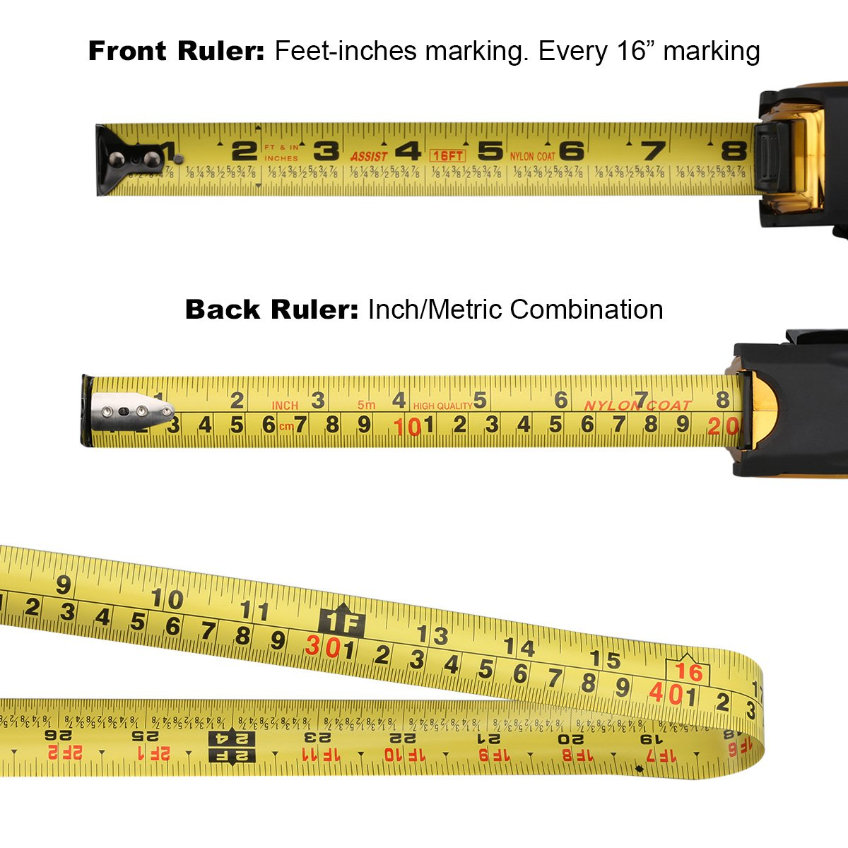 measurement in inches
