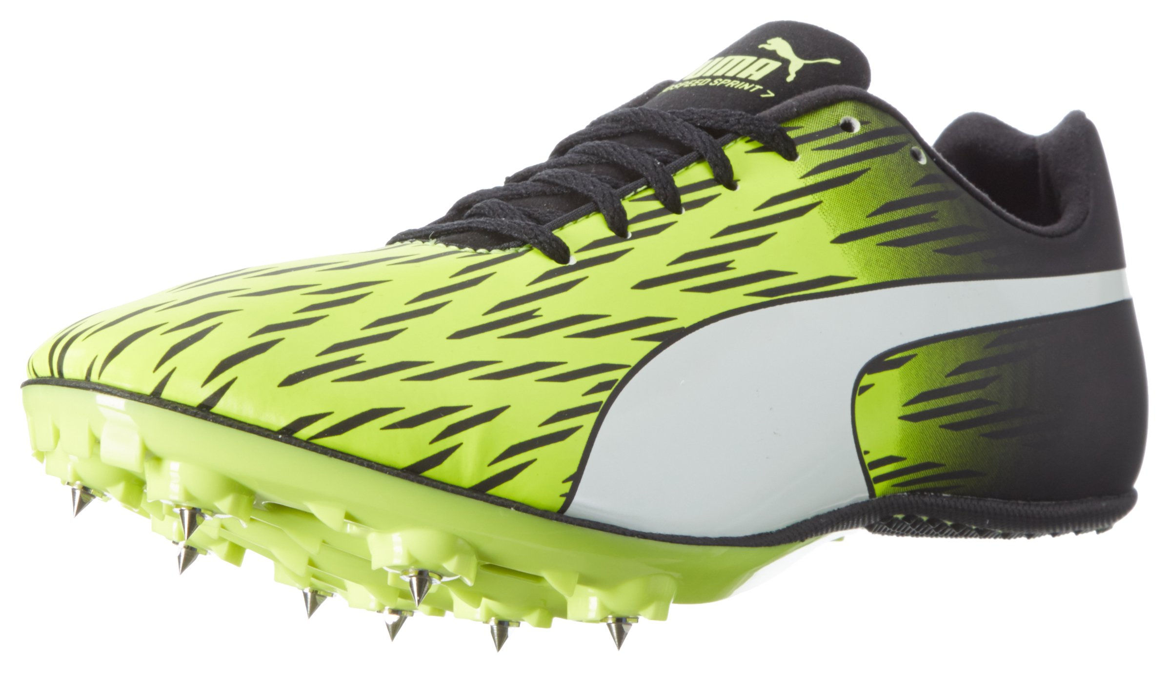 Puma evoSPEED Sprint 7 Men Sprint Run Track spikes 189539 03 , shoe size:EUR 44