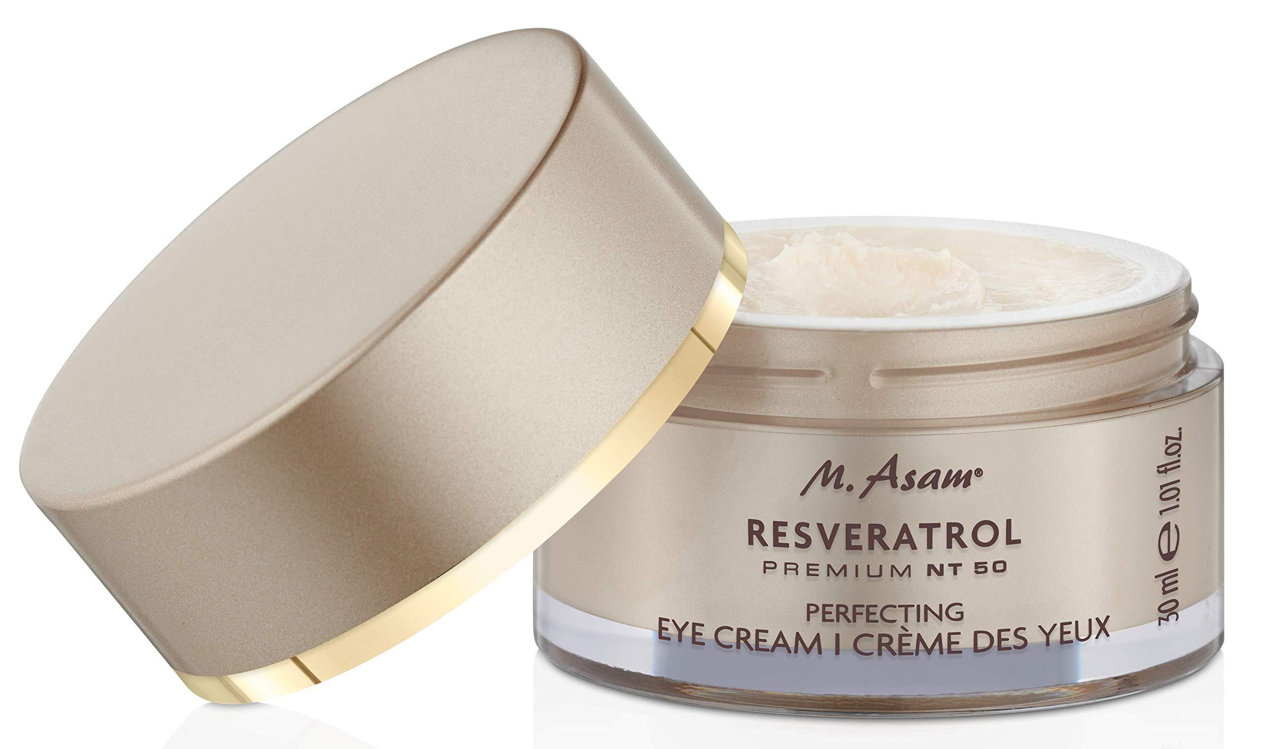 M. Asam, Resveratrol NT50, Anti-Aging Perfecting Eye Cream..