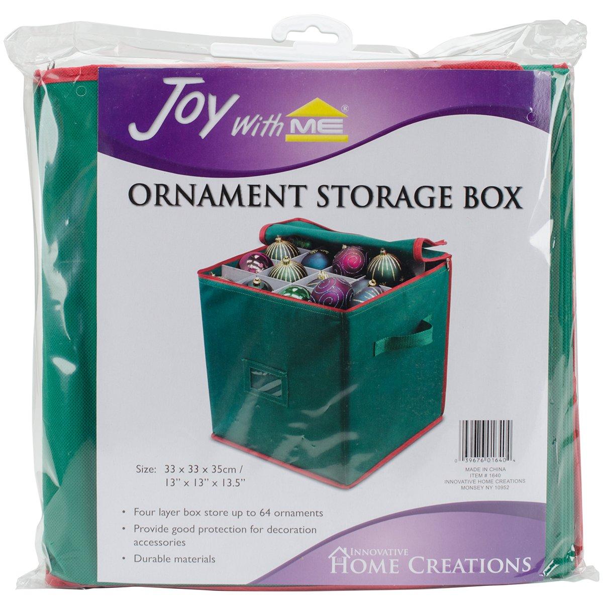 Christmas Ornament Storage Innovative Home Creations 511044