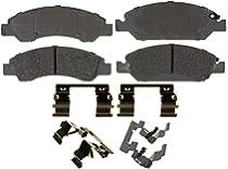 ACDelco 14D1912CH Advantage Disc Brake Pad Set
