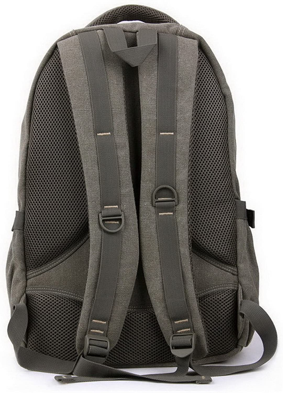 A.K A.K Canvas Backpack TN96305
