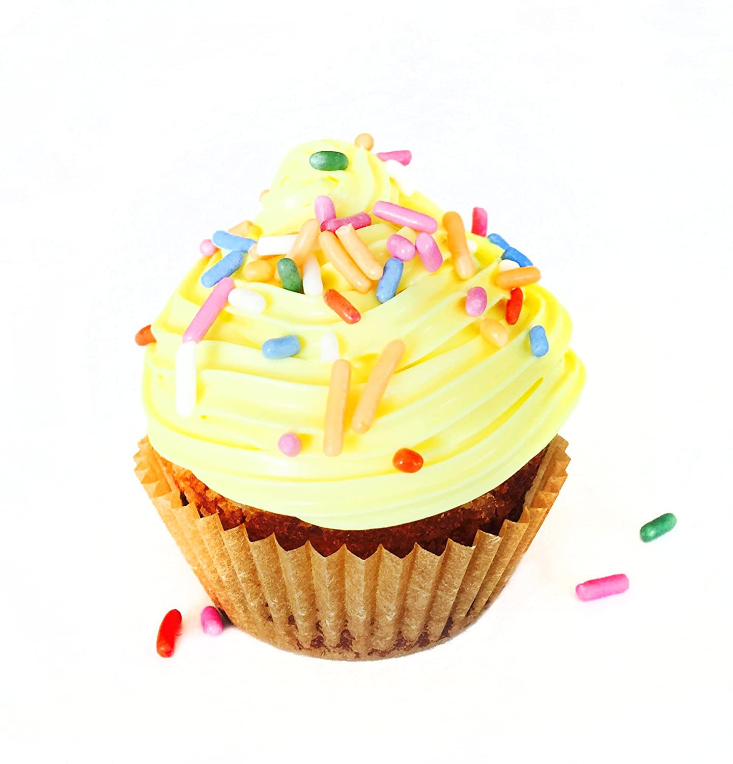 ColorKitchen Rainbow Sprinkles from Nature, 1.25 oz: Amazon.com ...