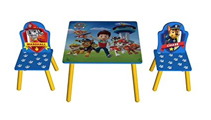 Paw Patrol Children/'s Character Arm Chair