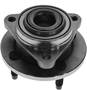 SCITOO Compatible with 513205 Front Wheel Hub Bearing Left Or Right fit Cobalt Pontiac G5 Saturn Ion W//O ABS