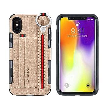 YYLKKB Aplicable iPhone6 / 7/8 / X Caja del teléfono móvil ...