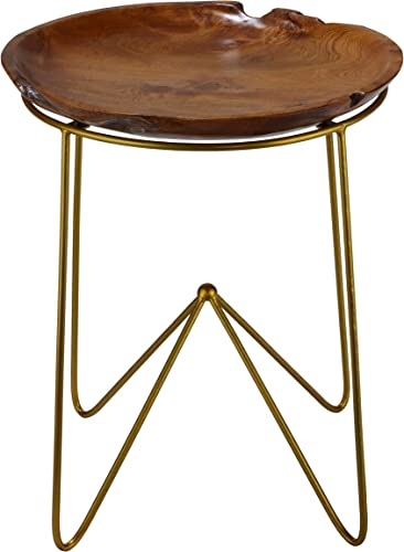 Bare Decor Paolo End Table