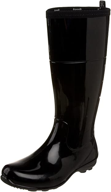 Clothing, Shoes & Accessories Women's Shoes New Quirky Well Made Kamik Canadian Wellingtons Wellie Boots