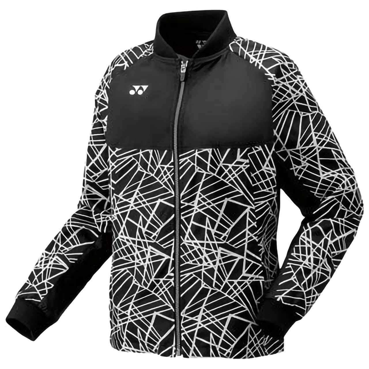 [ヨネックス] レディース テニス ウィンドウォーマー シャツ ブラック 78051 007 B07FTDMP3K  L