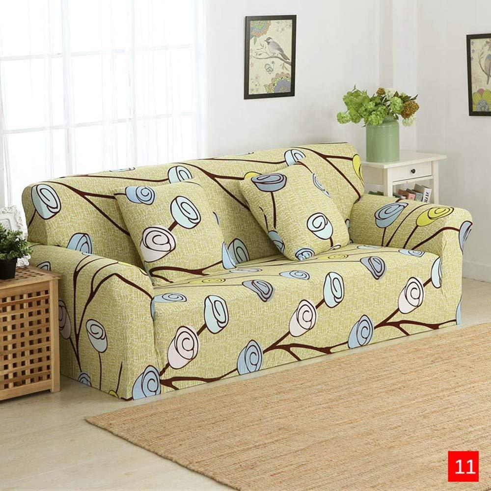 LYIKAI Sesselbezug schonbezug sofaPlaid Stretch Sofa ...