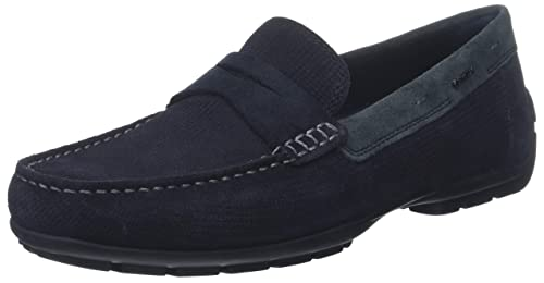 Geox U Moner W 2Fit, Mocasines para Hombre: Amazon.es: Zapatos y complementos