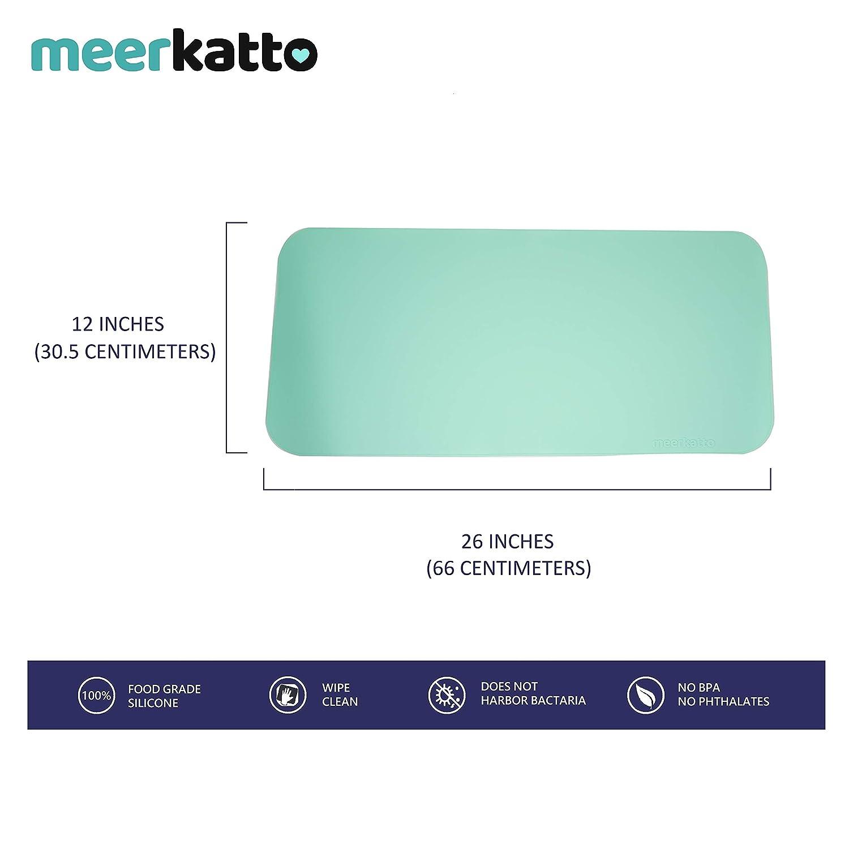 Amazon.com: Meerkatto - Cambiador de silicona: Baby