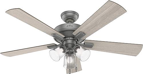 Hunter Fan Company 51019 Crestfield Indoor Ceiling Fan