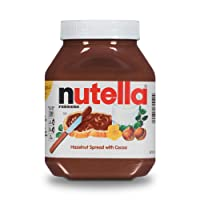 Deals on Nutella Chocolate Hazelnut Spread 35.2oz