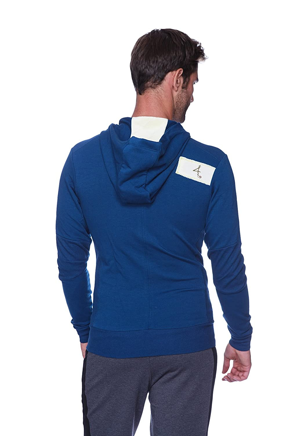 4-rth Edge Mens Crossover Transition Hoodie