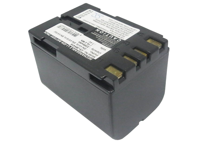Cameron Sino Rechargeble Battery for JVC gr-dvl722   B01B5JSA3S