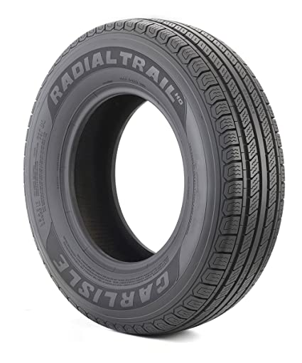 Amazon Com Carlisle Radial Trail Hd Trailer Tire 205 75r14 105m