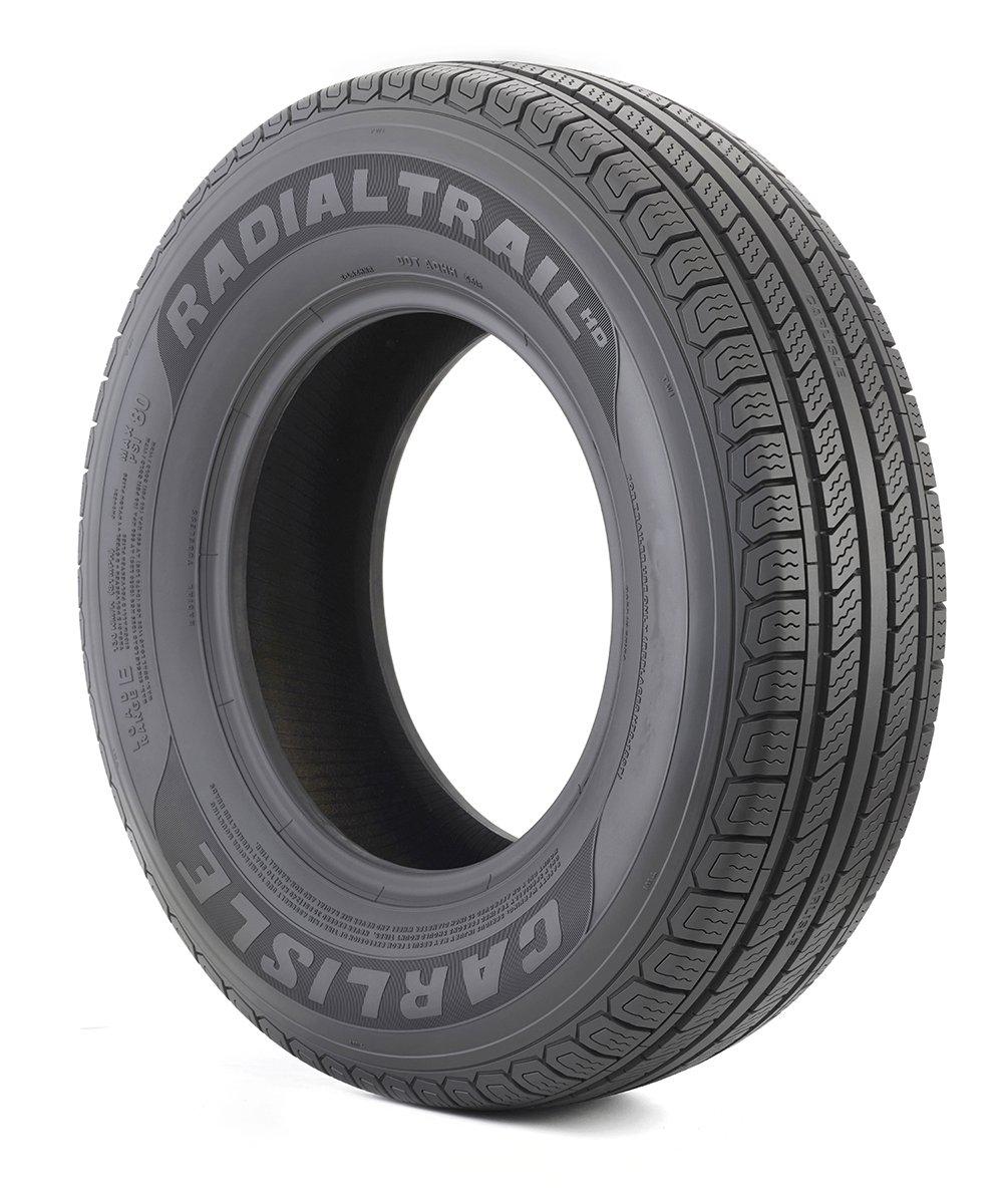 Carlisle Radial Trail HD Trailer Radial Tire - 225/75R15 113M (MAX PSI:65)