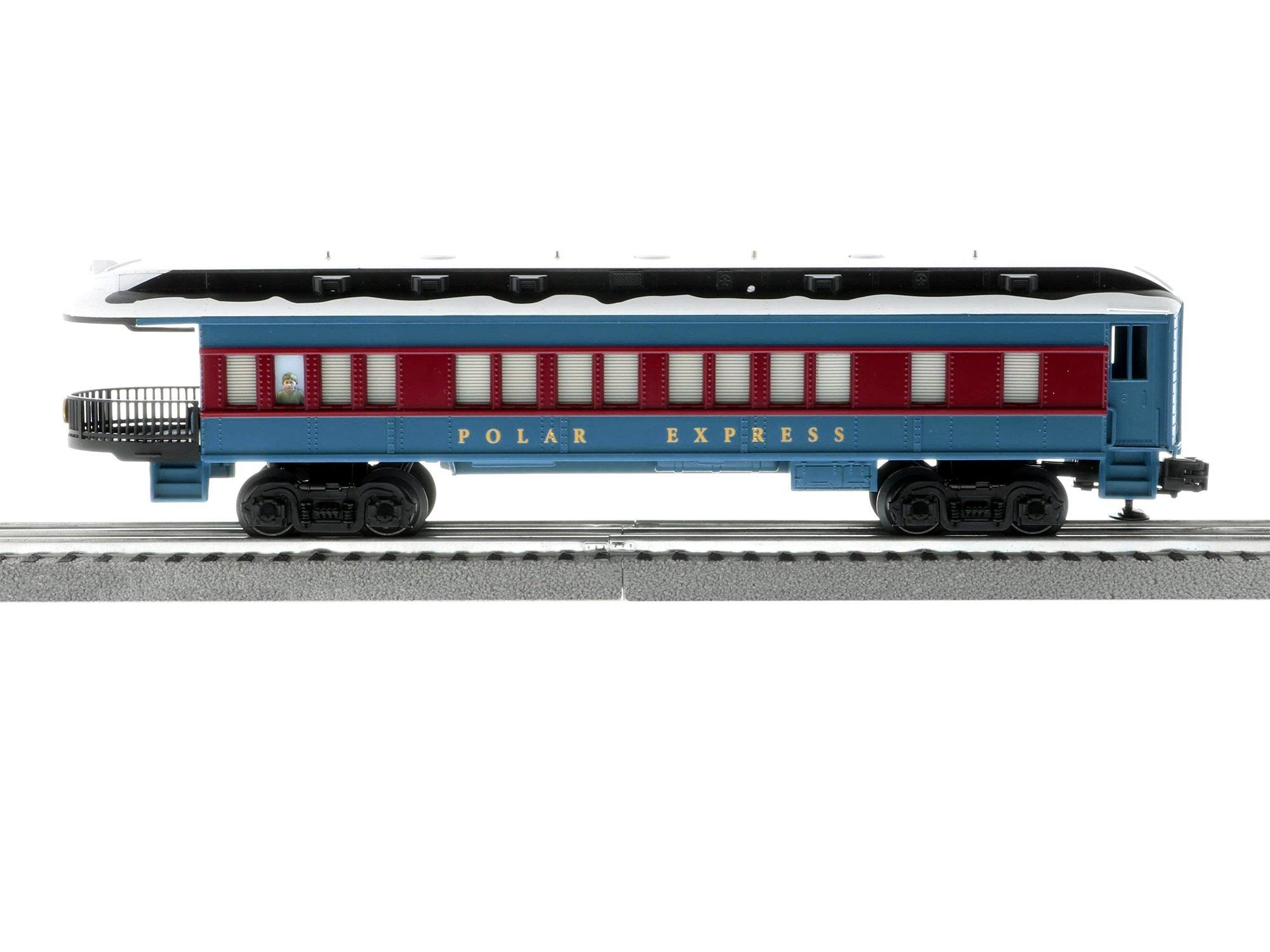 Lionel The Polar Express LionChief Train Set with Bluetooth Train Set by Lionel (Image #8)