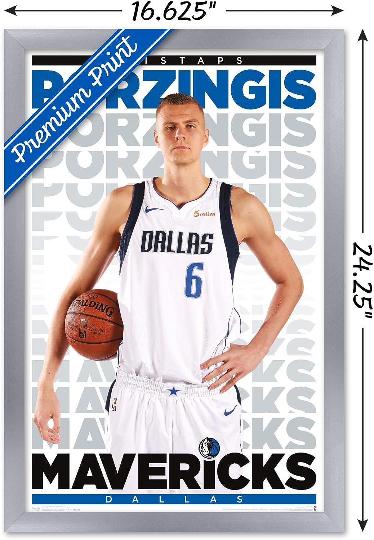 "NBA Poster 24/"" X 36/"" Dunk LUKA DONCIC NEW 13"