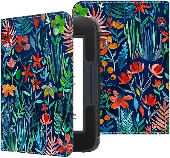 Slim Fit Premium Vegan Leather Folio Cover for Barnes and Noble ...