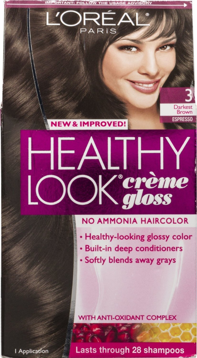 Loreal No Ammonia Permanent Hair Color Best Hair Color Inspiration