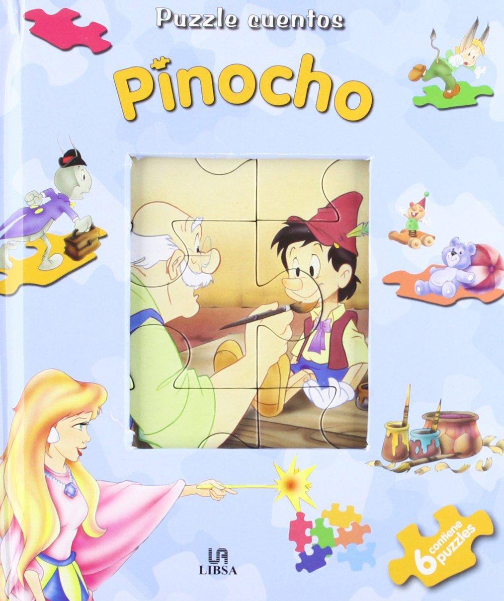 Pinocho, Puzzle Cuento-Ventana Puzzle Cuentos con ventana ...