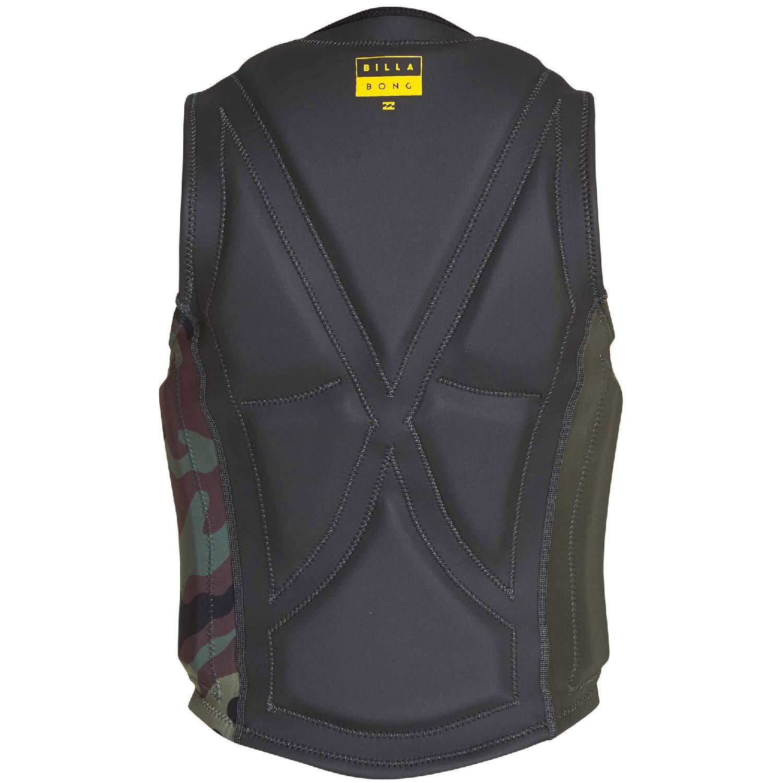 Dark Olive Billabong 2019 Interchange Impact Vest