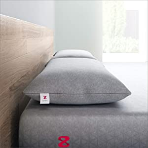 ZOMA Memory-Foam Sports-Pillow King-Size | Cool & Comfortable Sleep Memory Foam | Performance Cover Keeps Away Moisture