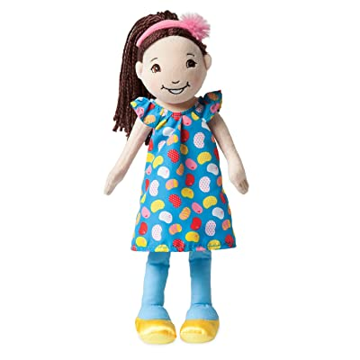 Manhattan Toy Groovy Girls Candy Club Julia Fashion Doll: Toys & Games