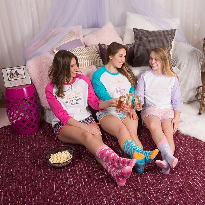 Pavilion Gift Company Boss Girl-S Gray Ladies Lounge Shorts Small Grey