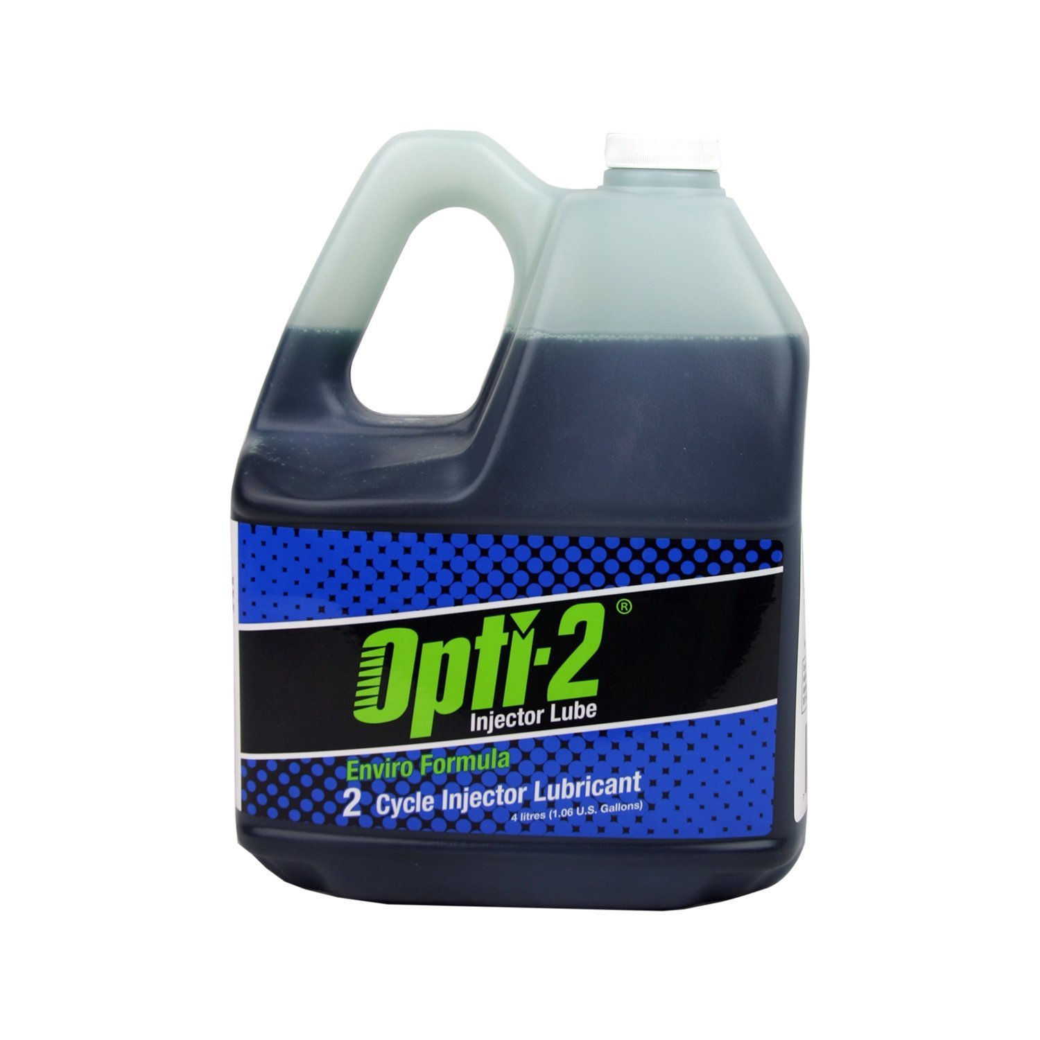 Opti-2 30044 1 Gallon Enviro Formula 2-Cycle Injector Lubricant