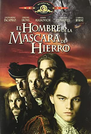 El Hombre De La Máscara De Hierro (Import Movie) (European Format - Zone