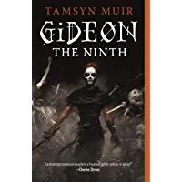 Gideon the Ninth (The Locked Tomb Trilogy Book 1) book cover