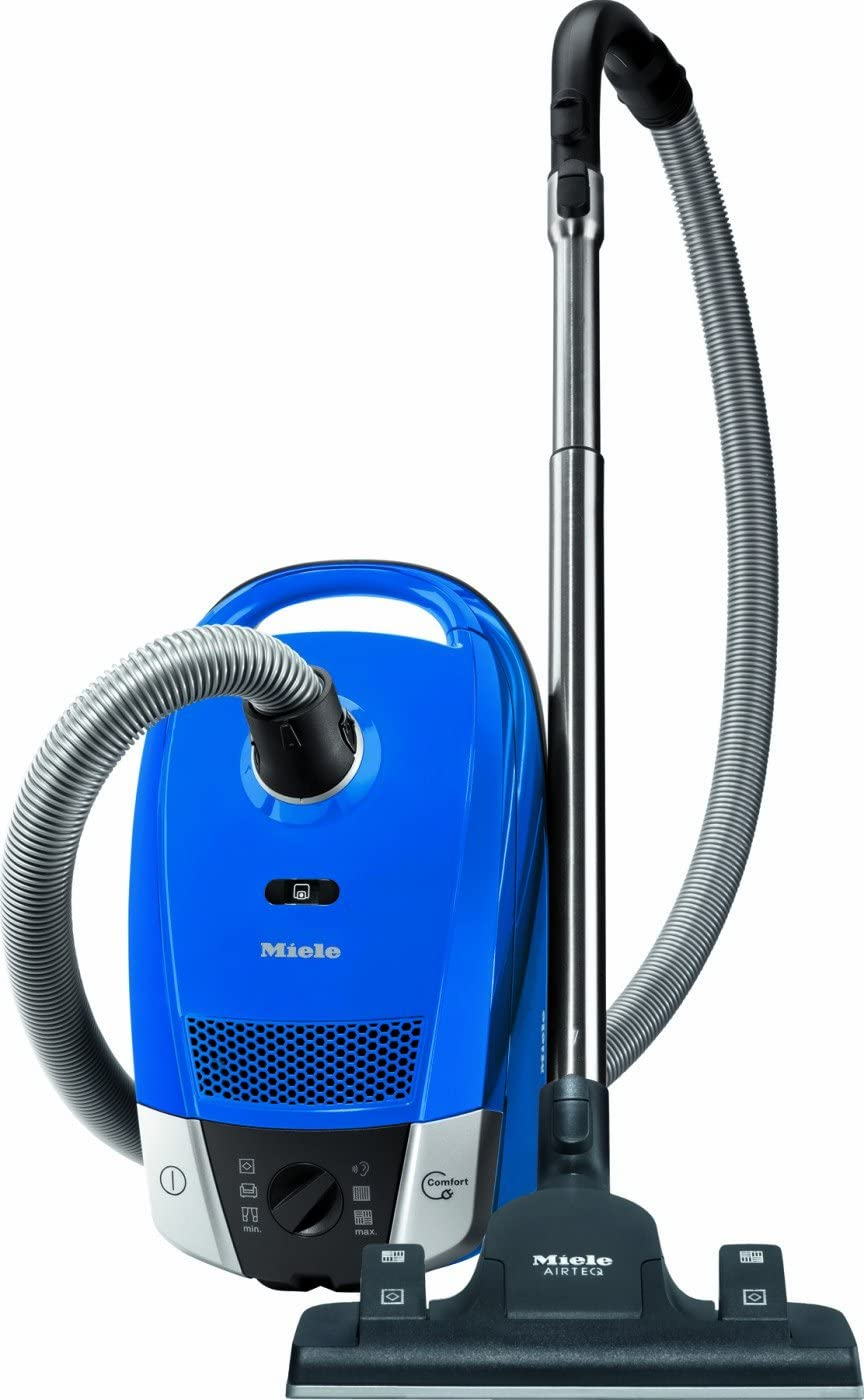 Miele S8340 Ecoline Vacuum Cleaner