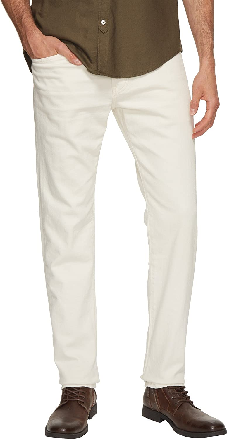 AG Adriano Goldschmied Mens Tellis Modern Slim Fit Dsd Denim