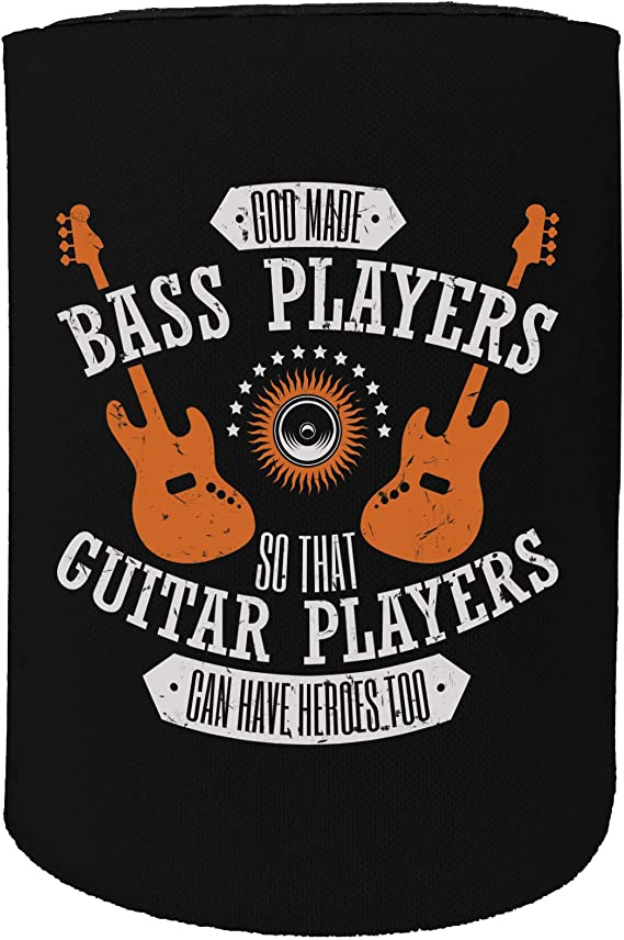 Soporte de Stubby – BM God Made Bass Players música Rock ...