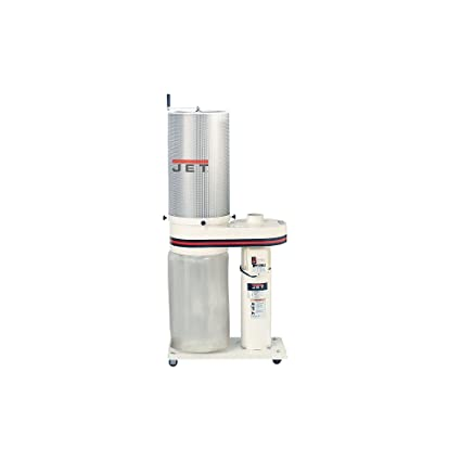 Jet Dc 650ck Dust Collector With 1 Micron Canister Filter Kit
