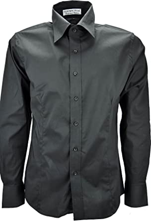 Eisenhower el Hombre de La Camisa Negra Tintaunita Slimfitt ...