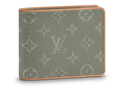74a054e6b8da Image Unavailable. Image not available for. Color  Louis-Vuitton Mutipe Wallet  Monogram Titanium M63297