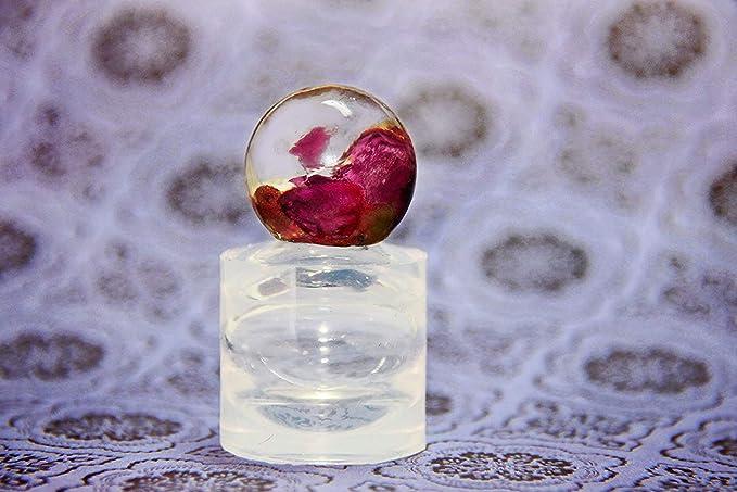 Molde claro de la esfera del silicón para la bola de la resina para la joyería DIY. HQ transparente de vacío de silicona. (30 mm): Amazon.es: Hogar
