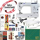 Juki TL2010Q Long-Arm Sewing & Quilting Machine w/ Quilters essential Bundle