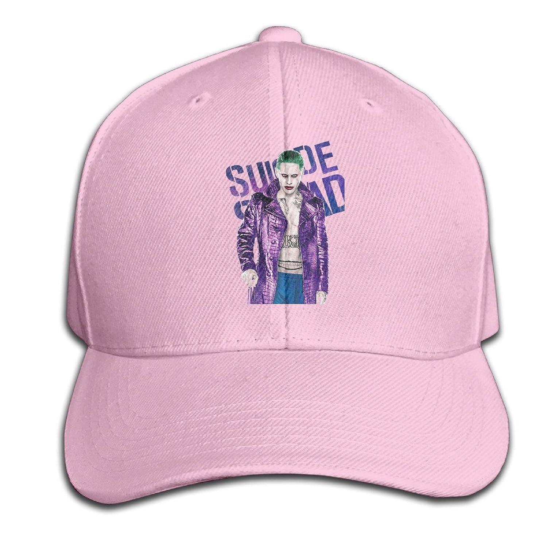 ALIIXUN2 Unisex Joker Snapback Hats / Baseball Hats / Peaked Caps