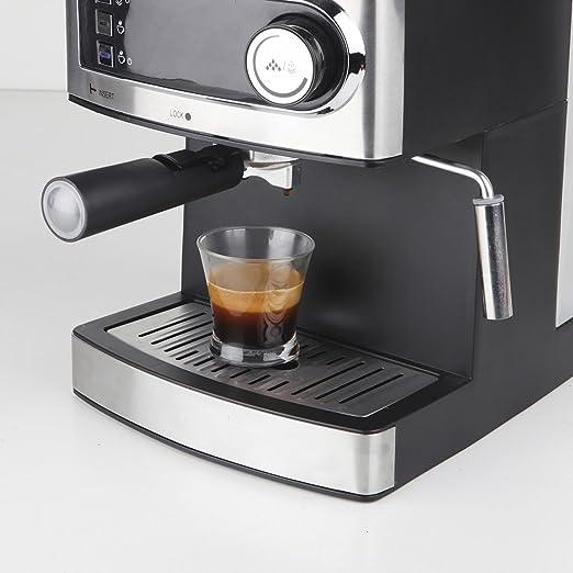 Orbegozo EX 3000 Cafetera para espresso y cappuccino, 1 Cups, Acero Inoxidable: Amazon.es: Hogar
