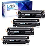 LxTeK 4 Pack Compatible with Canon 137 9435B001AA Toner Cartridge for Canon ImageClass MF236n MF247dw D570 MF227DW MF229DW LBP151dw MF217W MF216N MF249dw MF232w MF244dw MF249dw MF212w Printer